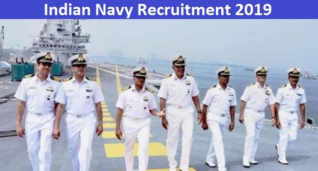 Photo of NAVY JOBS: APPLICATIONS INVITED