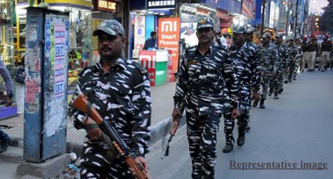 Photo of SECURITY BEEFED UP IN HUBBALLI AHEAD OF BABRI MASJID-RAM JANMABHOOMI VERDICT