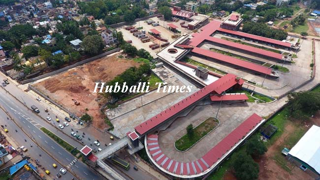 Photo of HUBBALLI'S NEW BUS TERMINAL TO START FUNCTIONING FROM TOMORROW