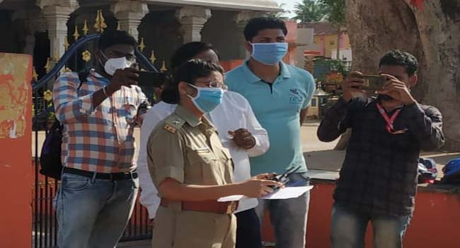 Photo of DRONE CAMERA TO MONITOR LOCKDOWN VIOLATIONS IN DHARWAD