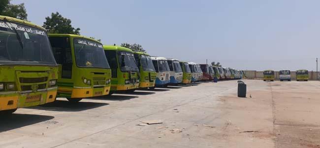 Photo of Govt To Restart Buses to Maharashtra