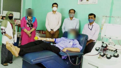 Photo of Three More Covid-19 Patients Cured With Plasma Therapy In Hubballi