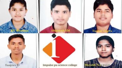 Photo of Impulse PU College Students Shine In PU-2 Exams