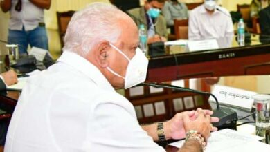 Photo of CM Yediyurappa Goes Into Quarantine