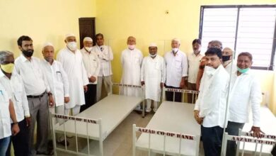 Photo of Azad Bank, Masjid Committee Donate 100 Beds To Covid Care Center