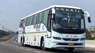 Photo of Hubballi-Hyderabad Bus Service Restarted Post-Lockdown