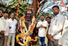 Photo of Dalit Organisations Offer Tribute To Valmiki