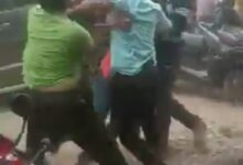 Photo of Policemen Attacked By Gang In Dharwad