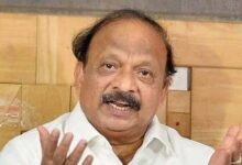 Photo of Former Minister Roshan Baig Arrested In IMA Scam