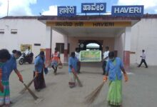 Photo of After Hubballi, Haveri Railway Station Name Also Changed