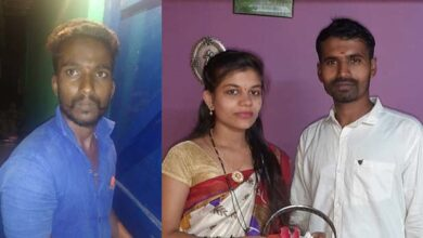Photo of Woman Along With Lover Arrested For Murder Of Husband