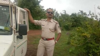 Photo of Complaint Lodged Against Navanagar Police Inspector