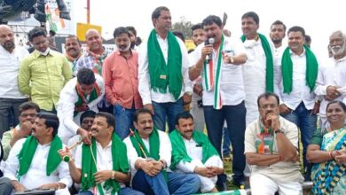 Photo of Bharat Bandh Gets Good Response In Hubballi