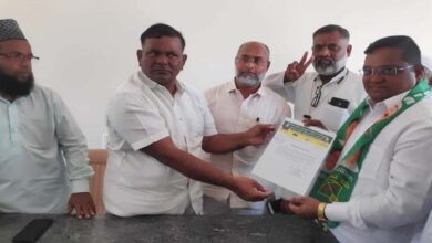 Photo of Owaisi's AIMIM Appoints Party President For Hubballi-Dharwad