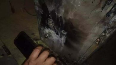Photo of ATM Gutted As Man Uses Gas Cutter To Open It