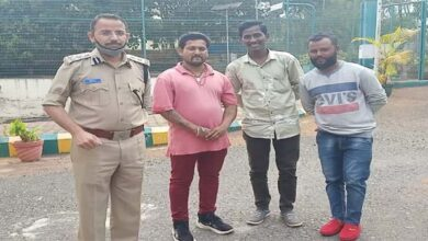 Photo of Snake Near Police Commissioner's House Scares Cops