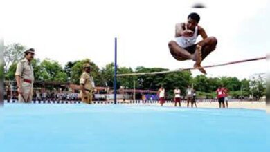 Photo of Duplicate Candidate For Police Physical Test: 2 Held