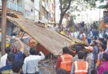 Photo of Footpath Clearance Drive Held At Durgadbail