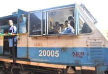 Photo of Hubballi: All-Woman Crew Train Flagged Off To Mark International Women's Day