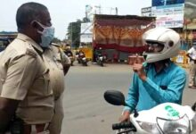 Photo of I Will Not Wear Mask, Do Whatever You Want: Man Argues With Police