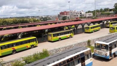 Photo of Buses To Hit Roads From Tomorrow In Dharwad Dist